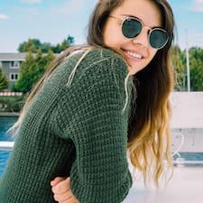 Profil utilisateur de Eleanor