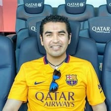 Profil korisnika Juan Pedro