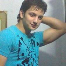 Profil Pengguna Kanish