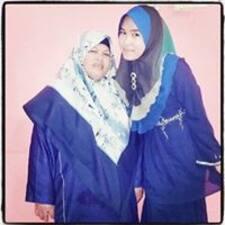 Siti Nurul User Profile