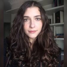 Nutzerprofil von Bárbara Rebeca