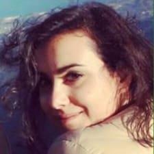 Gebruikersprofiel Giulia M. A.