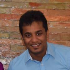 Profil utilisateur de Suchit