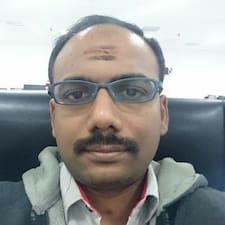 Henkilön Deepak Krishna käyttäjäprofiili