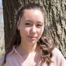 Cordelia felhasználói profilja