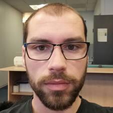 Профіль користувача Mickaël