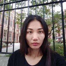 Profil utilisateur de Teresa Jing