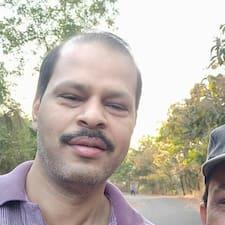 Användarprofil för Ranjit