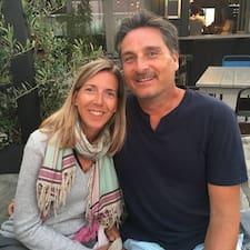 Profil korisnika Emmanuelle & Bertrand