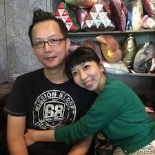 Perfil do utilizador de Po Hsien