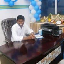 Sai Krishna felhasználói profilja