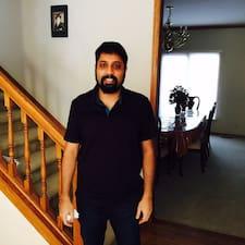 Sridhar - Uživatelský profil
