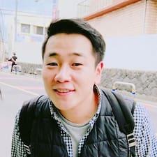 Perfil do utilizador de 원철
