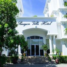 Paragon Villa - Uživatelský profil
