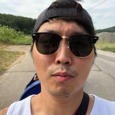 Perfil do usuário de 영환