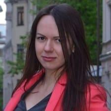 Оксана Brukerprofil
