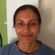 Profil utilisateur de Anupama
