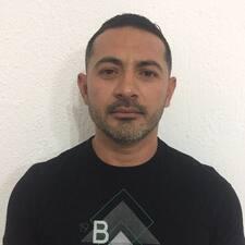 Fidel felhasználói profilja