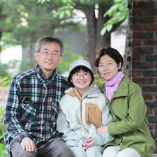Μάθετε περισσότερα για τον/την Youngyeon(유진엄마)