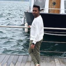 Raghav - Uživatelský profil