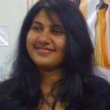 Profilo utente di Jayanika