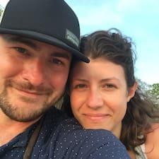 Katrina & Andy User Profile