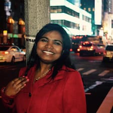 Priyadarshini User Profile