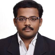 Användarprofil för Bhalaji