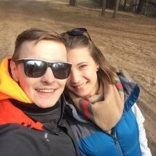 Perfil do utilizador de Evgenii & Daria