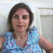 Profil utilisateur de Benedetta