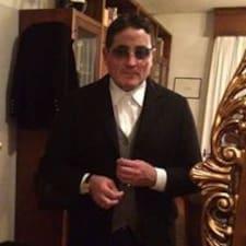 Henkilön Domenico käyttäjäprofiili