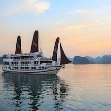 Aclass Cruises felhasználói profilja