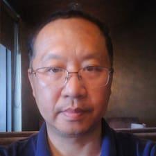 Donghong felhasználói profilja