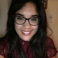 Salena felhasználói profilja