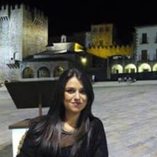 Maria S. felhasználói profilja