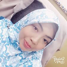 Profil utilisateur de Ellma Shaffina