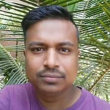 Ravindra V felhasználói profilja
