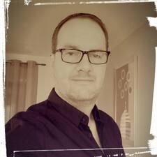 Frédérick felhasználói profilja