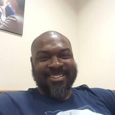 Användarprofil för Akonam