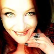 Crystal MK felhasználói profilja