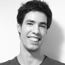 Användarprofil för Mário