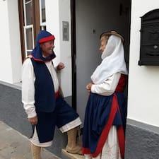 Tacande Brukerprofil