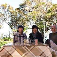 Användarprofil för Takarada Family