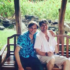 Tim & David - Uživatelský profil