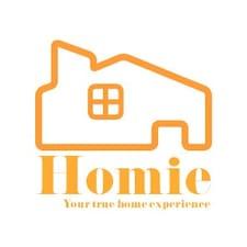 Användarprofil för Homie