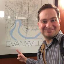 Gebruikersprofiel Evan