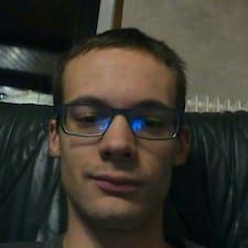 Henkilön Matthieu käyttäjäprofiili