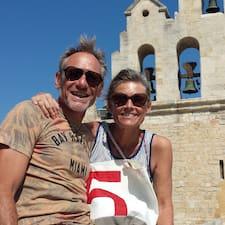 Profil Pengguna Agnès&Éric