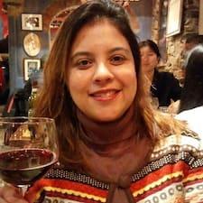 Luciane felhasználói profilja