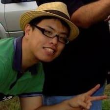 Satoshi felhasználói profilja